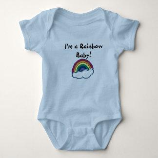 I'm a Rainbow Baby! Baby Bodysuit