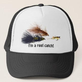I'm a Reel Catch Trucker Hat