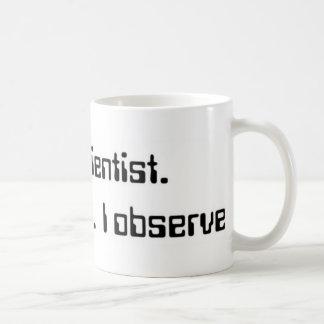 I'm a scientist. mug