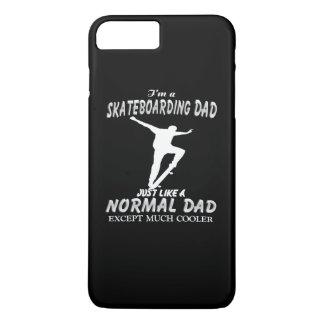 I'm a Skateboarding Dad iPhone 7 Plus Case