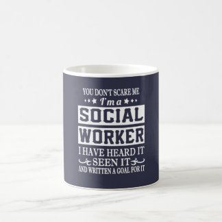 I'm a SOCIAL WORKER Coffee Mug