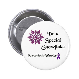 I'm A Special Snowflake Button