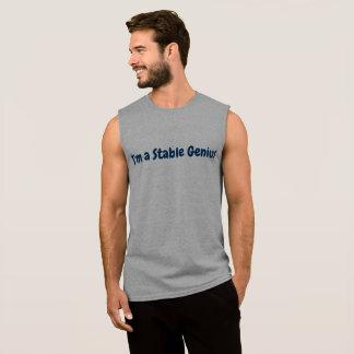 I'm A Stable Genius Gym Shirt