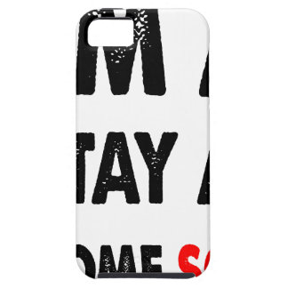 I'm A Stay At Home Son.png iPhone 5 Cases