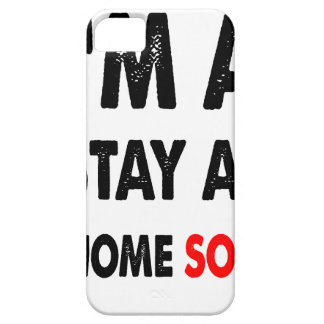 I'm A Stay At Home Son.png iPhone 5 Covers