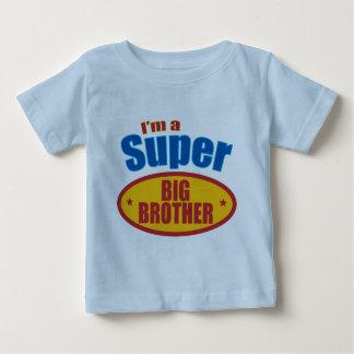 I'm a Super Big Brother Baby T-Shirt