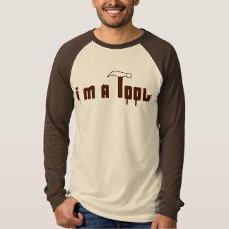 I'm a Tool (baseball) T-Shirt
