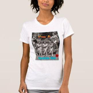 I'm A Ukulele Gal T-Shirt