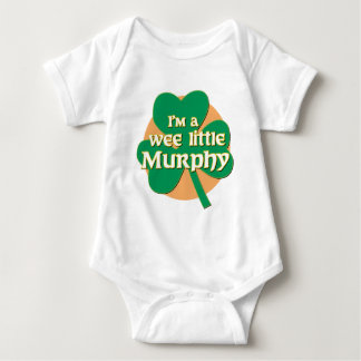 I'm a Wee Little Murphy Infant Creeper