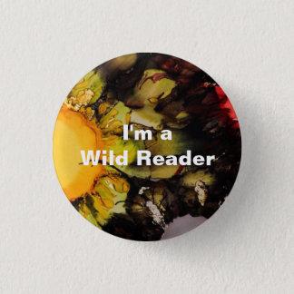 I'm a Wild Reader - Xanthic Button