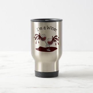 Im a Winer Travel Mug
