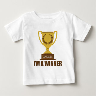 I'm A Winner Tee Shirts