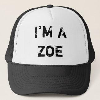 I'M A ZOE HAT