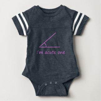 I'm Acute One Baby Bodysuit