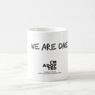 I'm Adopted - We Are One Mug
