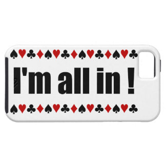 I'm All In! iPhone 5 Case-Mate