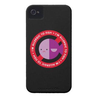 I'm allergic to fish! Case-Mate iPhone 4 cases
