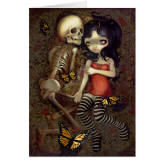 """""""I'm Almost With You"""" Greeting Card"""