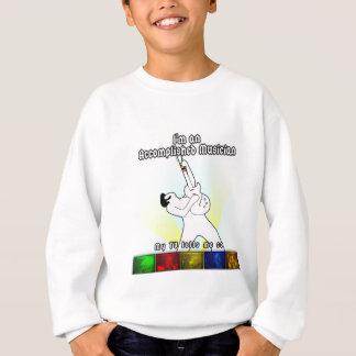 I'm an Accomplished Musician - Light Sweatshirt