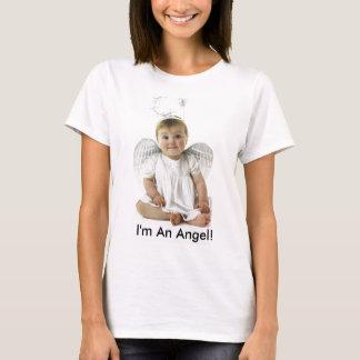 I'M AN ANGEL T SHIRT - FAMILY FUN!
