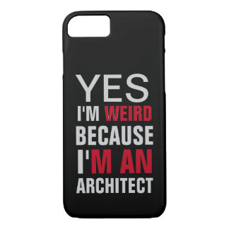 I'm An Architect iPhone 7 Case