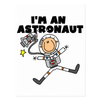 I'm an Astronaut Tshirts and Gifts Postcard