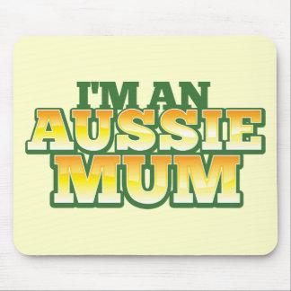 I'm an AUSSIE MUM! Mouse Pad