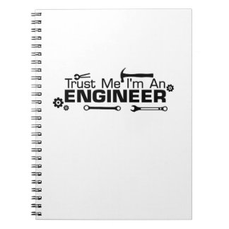 I'm an Engineer , Gift For Engineer Notebook