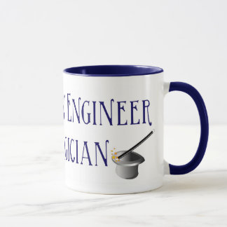 I'm an Engineer not a Magician Mug