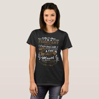 I'm an February woman T-Shirt