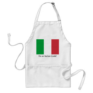 I'm an Italian Cook! Standard Apron
