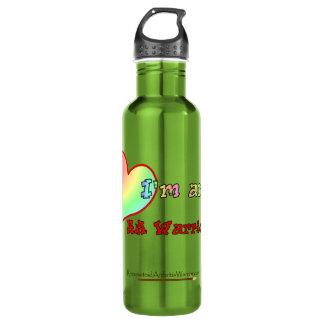 I'm an RA Warrior water bottle