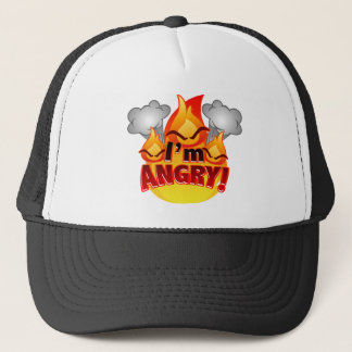 I'm Angry! Trucker Hat