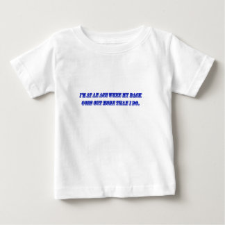 I'm at an age were my bank tee shirt