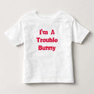 I'm ATrouble Bunny Toddler T-shirt
