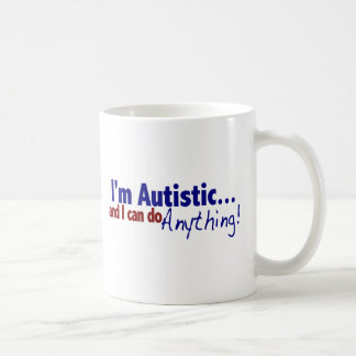 I'm Autistic Coffee Mug