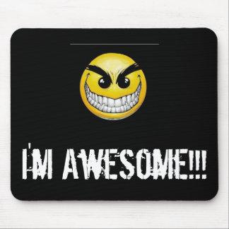 I'm Awesome!!! Mousepad