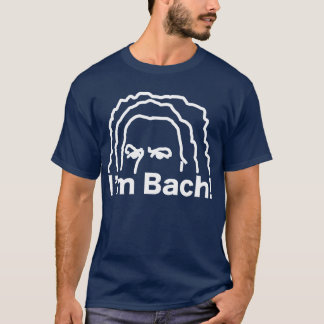 I'm Bach! Dark Shirt