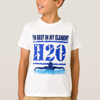 I'M BEST IN MY ELEMENT - H2O T-Shirt