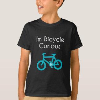 I'm Bicycle Curious T-Shirt