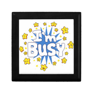 I'm Busy Gift Box