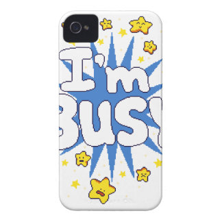 I'm Busy iPhone 4 Case-Mate Cases