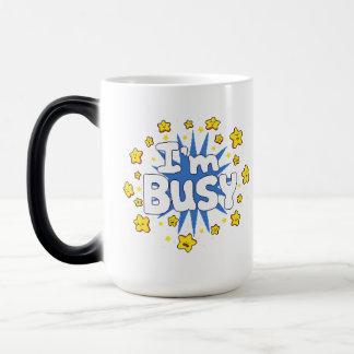 I'm Busy Magic Mug