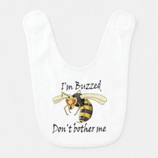I'm buzzed don't bother me bib