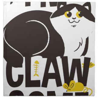 I'm Cat Napkin