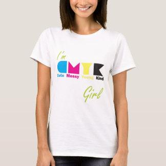 I'm CMYK Girl T-Shirt