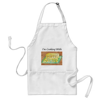 I'm Cooking With Guppy Butter Adult Apron
