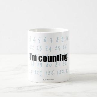 """""""I'm Counting"""" Mug"""