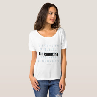 """I'm Counting"" Shirt"