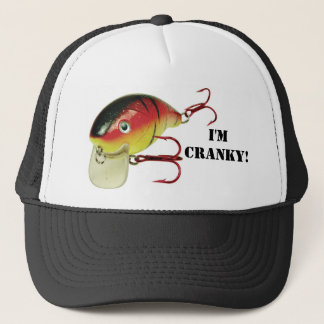 I'M CRANKY CAP